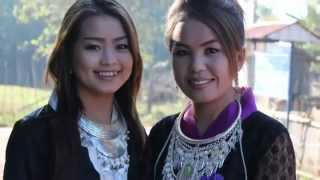 Hmong New year  In Laos 2012-2013