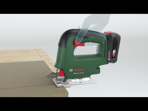 Bosch EasySaw 18V-70