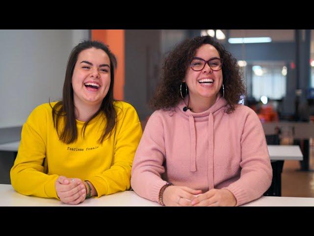Meet Maria & Aina from Catalonia, Spain