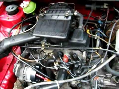 Mk1 Golf Gti Wiring Diagram 2004 Chrysler Pacifica Fuse Box Vw 1 8 Clipper Convertible Manual 1989 Youtube