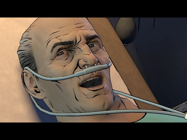 BATMAN: The Telltale Series - Falcone Infirmary / Death Scene