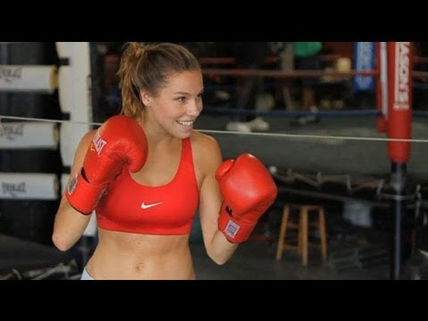 Knockout Model Boxing at Gleason's Gym