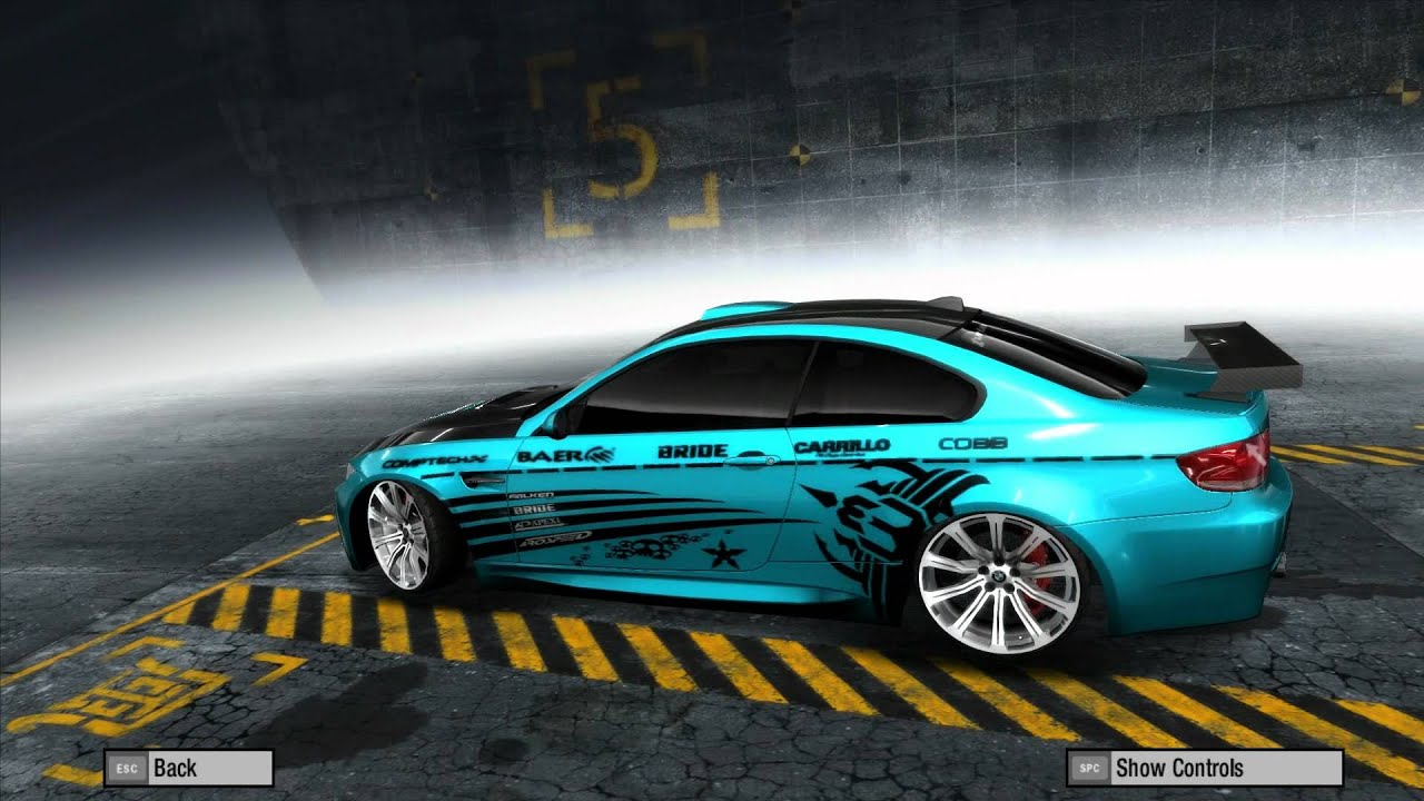 need for speed pro street bmw m3 e92 youtube. Black Bedroom Furniture Sets. Home Design Ideas
