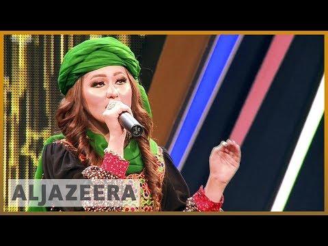 🇦🇫 'Afghan Star' contestant's voice, story in spotlight   Al Jazeera English