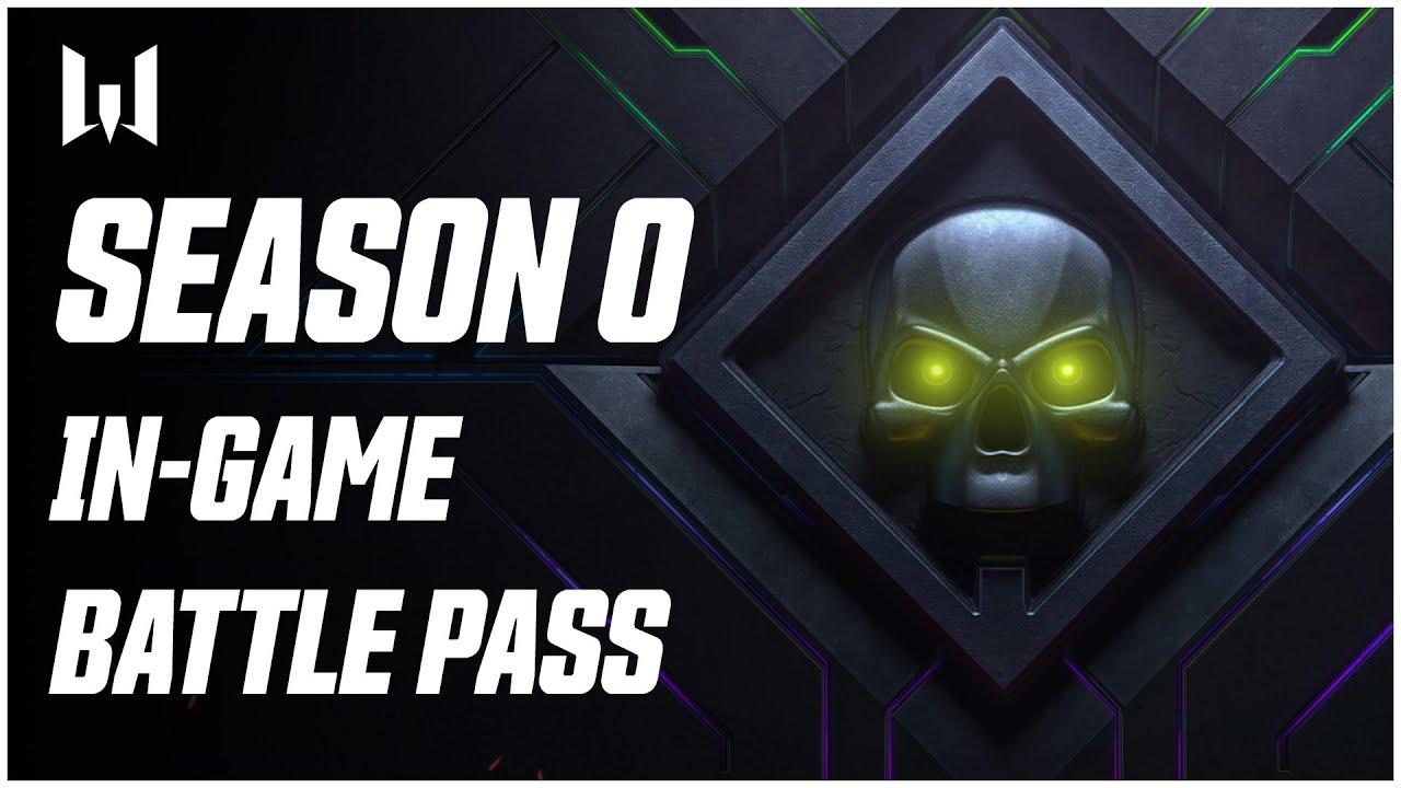 [PC] Warface - Season 0 | In-game Battle Pass
