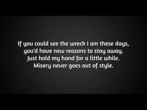 Creeper - Misery lyrics