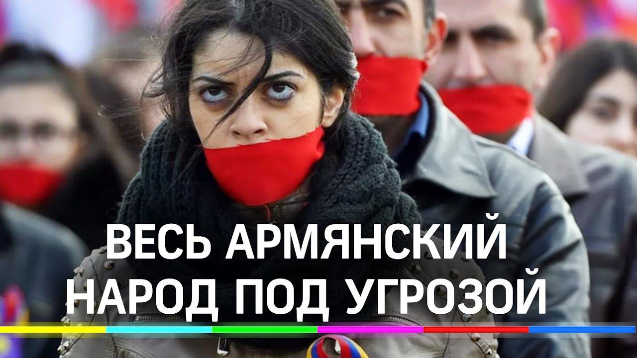 Существование армянского народа под угрозой из-за конфликта вокруг Карабаха - власти Армении
