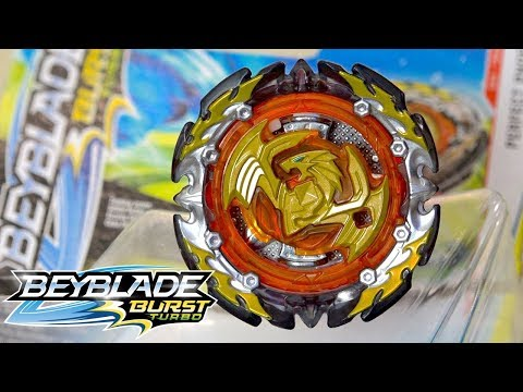 Perfect Phoenix P4 .1.Tw-S Hasbro SlingShock Unboxing & Test Battles! | Beyblade Burst Turbo