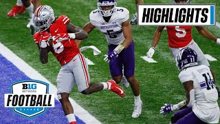 Trey sermon rushed for a whooping 331 yards and two touchdowns as the buckeyes fend off wildcats.#northwesternwildcats#ohiostatebuckeyes#ncaafootballsubs...