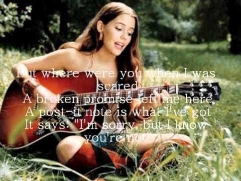 Marion Raven-Here I Am Lyrics