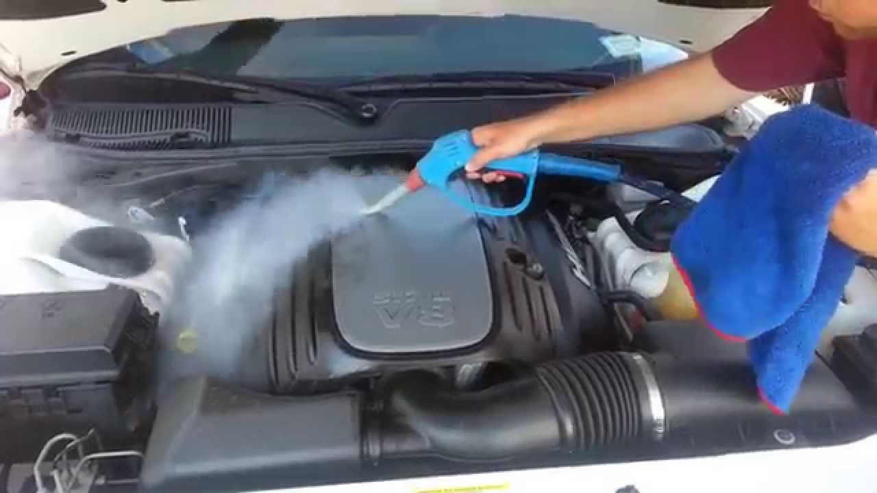 car engine steam cleaning	  Steam Cleaning Engine , Detailing On Long Island Ny - YouTube