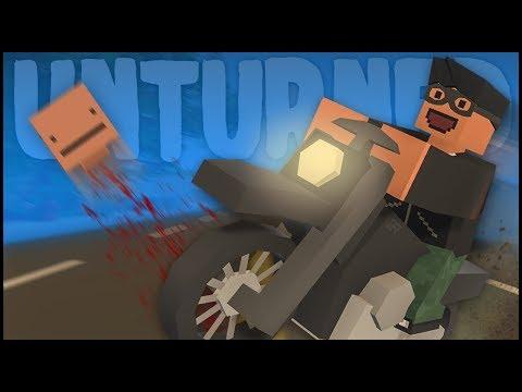 DIRTBIKE STUNTS! (Unturned)