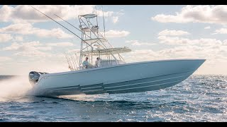 Contender Boats 44ST Center Console - Always in the Game