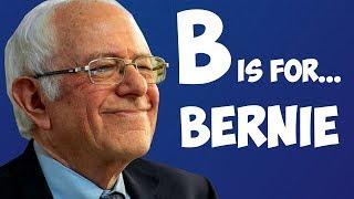 Learn the Alphabet with Bernie Sanders | ABC with Bernie Sanders