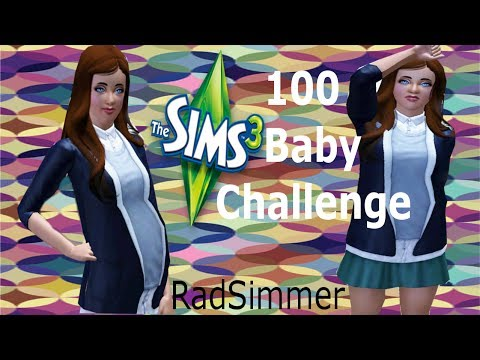 Sims 3:100 Baby Challenge (Part 32) Meteor Attack!!