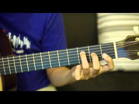 สอนเล่นกีต้าร์โปร่ง ep 5 การจับคอร์ดทาบแบบง่ายๆ โดย ครูลิฟ Music Factor