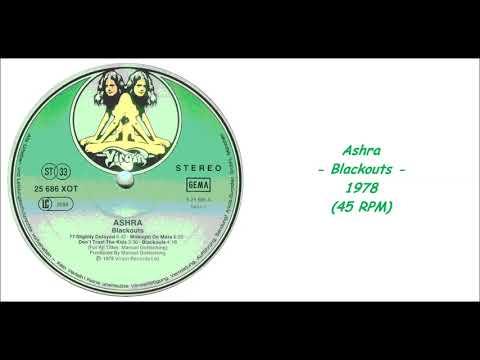 Ashra - Blackouts - 1978 (45 RPM) mp3
