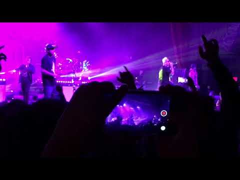 Hollywood Undead Warchild - LIVE in Tempe Arizona