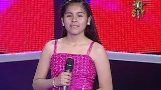 Francesca canta I will always love you - La Voz Kids Perú - Semifinales - Temporada 1