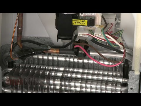 Defrost Thermostat - Whirlpool Refrigerator #ED2KVEXVB01