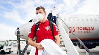Молодёжка День до матча с Польшей