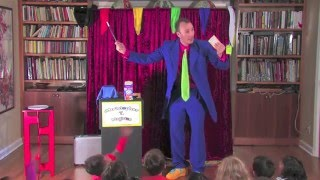 Christopher T. Magician - Los Angeles and Southern California's Best Children's Magician
