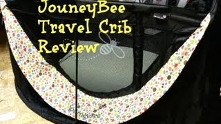 Parentlab Journeybee Travel Crib Review