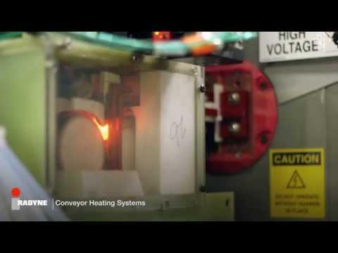Conveyor Heating