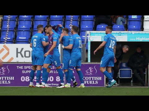 Inverness CT Morton Goals And Highlights