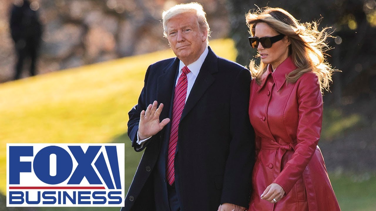 Live: Trump, First Lady Melania Trump host 'Salute to America' event