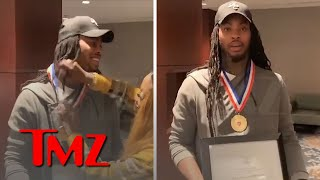 Waka Flocka Flame Receives Lifetime Achievement Award from Donald Trump | TMZ