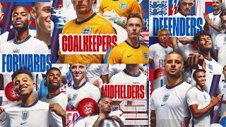 Lingard out 😱 england final squad euro ...