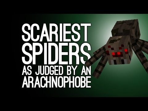 Worst Spiders In Games, Ranked By An Arachnophobe (ELLEN VS THE SKYRIM SPIDER)