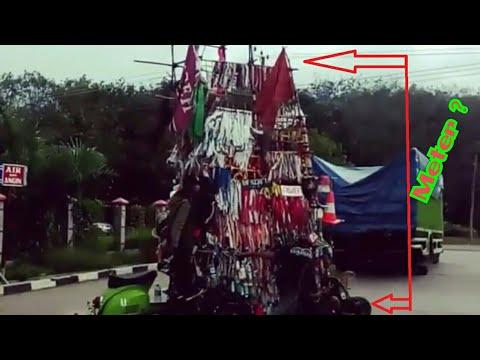 VESPA  TINGGI   vespa extreme indonesia #VESPA (eps 25)