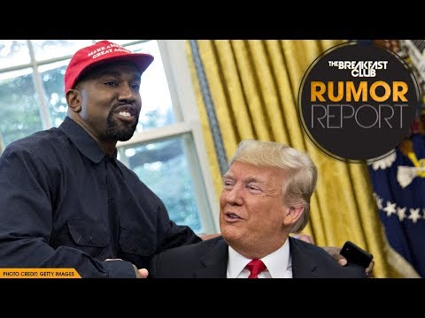 Donald Trump and Kanye West Love Affair Continues Mp3