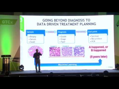 DEEP LEARNING IN HPC - USING DATA TO GO FAR BEYOND AUTOMATION IN PATHOLOGY