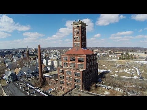 Aerial Bridgeport Vol. 1