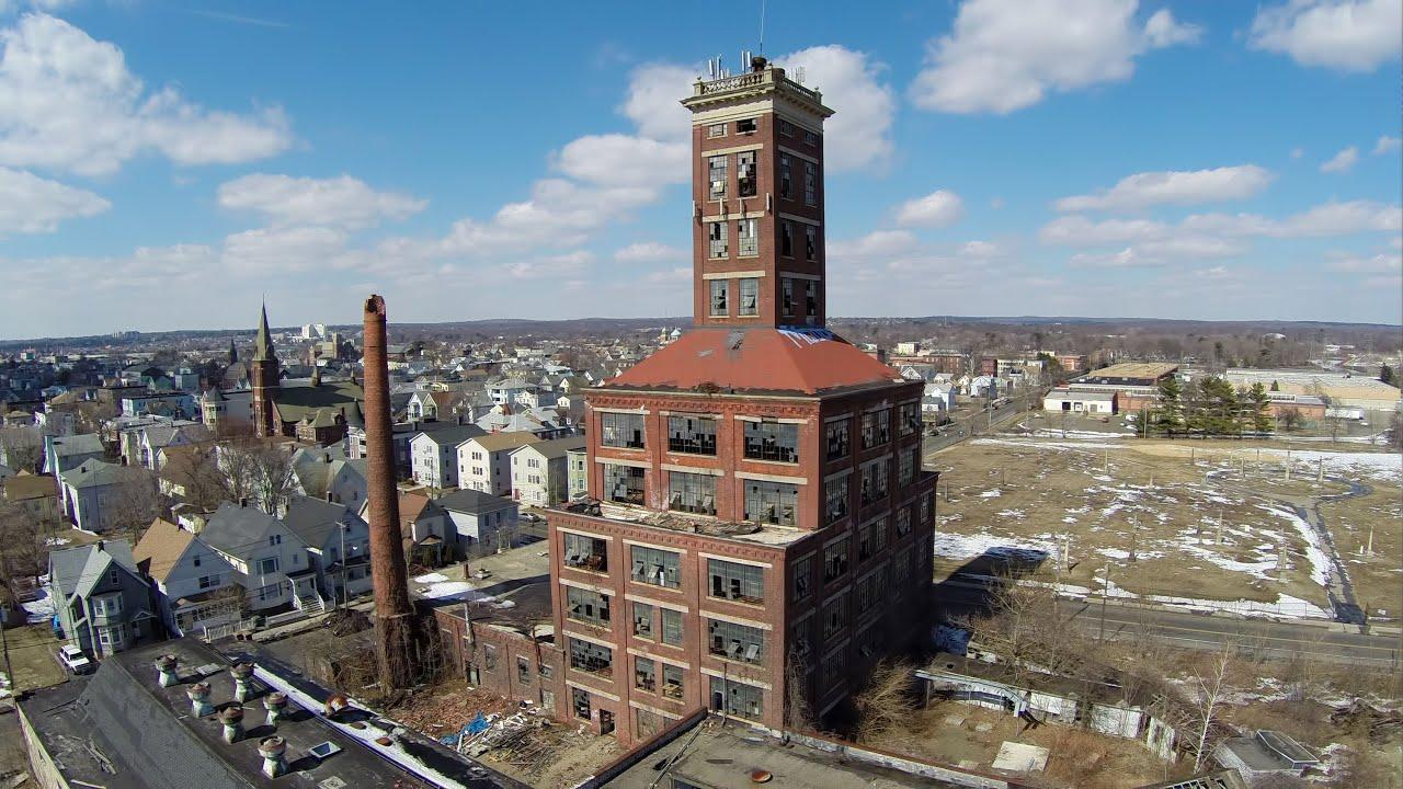 Aerial Bridgeport Vol. 1