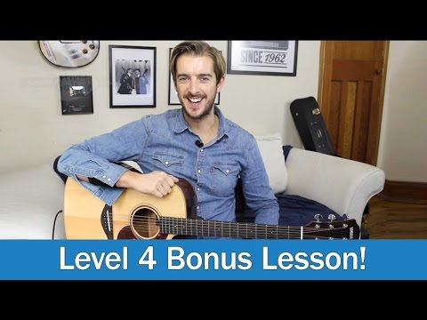 How To Figure Out Chords for Songs BY EAR for Beginners (Level 4 08) Download Only Bonus