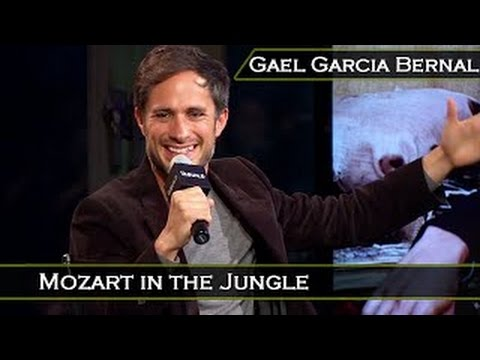 MOZART IN THE JUNGLE | Gael Garcia Bernal (Golden Globes Winner/Best Actor) Interview | Ja