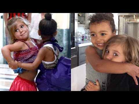 Top 8 Cutest North West & Penelope Disick BFF Moments!
