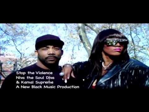 Stop the Violence! Hip Hop  Kamal Supreme and Niva