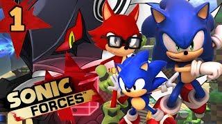 SONIC FORCES - ¡¡Únete a la resistencia!! Serie en español (PARTE 1) PS4 60fps