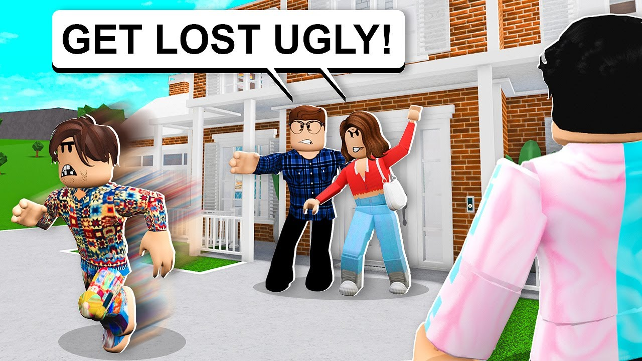 Download Family Kicked Out UGLY CHILD.. They Regret It! (Roblox Bloxburg)