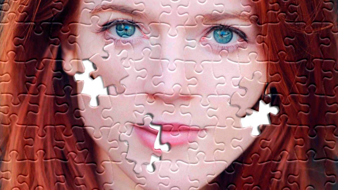Photoshop Efecto Rompecabezas En Foto Tutorial Youtube