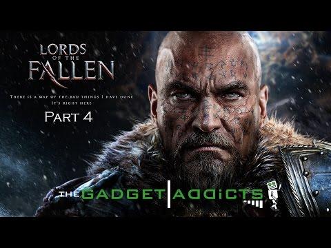 Lords Of The Fallen Walkthrough || Part 4: Finding Kaslo | PlayStation 4