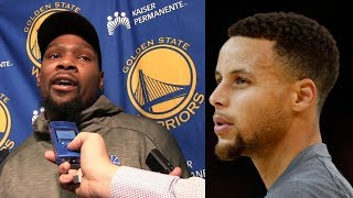SHOTS FIRED! Kevin Durant DISSES Under Armour