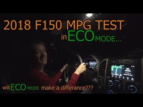 F150 Mpg Test In Eco Mode