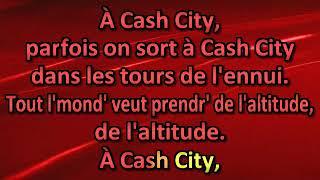 Luc De La Rocheliere   Cash city