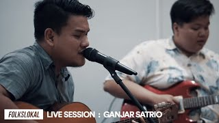 Gambar cover Live Session #4 | Ganjar Satrio - Foto